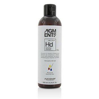 AlfaParf Pigments Champú Hidratante (Para Cabello Ligeramente Seco) PF014095  200ml/6.76oz