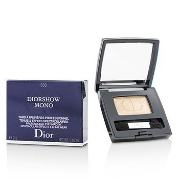 Christian Dior Diorshow Mono Professional Spectacular Effects & Long Wear Eyeshadow - # 530 Gallery  2g/0.07oz