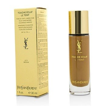 Yves Saint Laurent Touche Eclat Le Teint Awakening Foundation SPF22 - #B70 Mocha  30ml/1oz