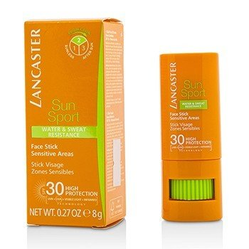 Lancaster Sun Sport Face Stick Sensitive Areas SPF30  8g/0.27oz