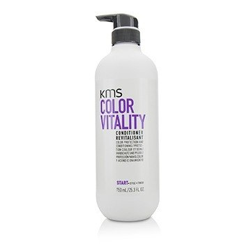 KMS California Color Vitality Conditioner (Color Protection and Conditioning)  750ml/25.3oz
