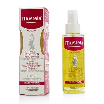 Mustela Aceite Preventivo de Estrías  105ml/3.54oz