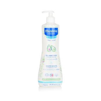 Mustela Żel do mycia ciała i włosów Gentle Cleansing Gel - Hair & Body  750ml/25.35oz