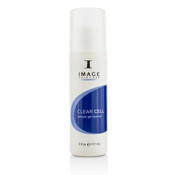 Image Clear Cell Salicylic Gel Cleanser  177ml/6oz