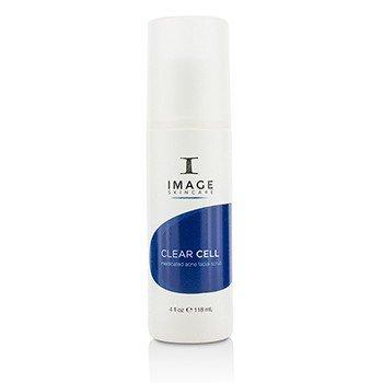 Image Clear Cell Exfoliante Facial de Acné Medicado  118ml/4oz
