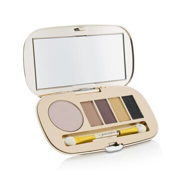 Jane Iredale Smoke Gets In Your Eyes Eye Shadow Kit (New Packaging)  9.6g/0.34oz