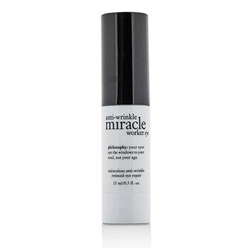 Philosophy Miracle Worker Miraculous Anti-Aging Retinoid Eye Repair (Unboxed)  15ml/0.5oz