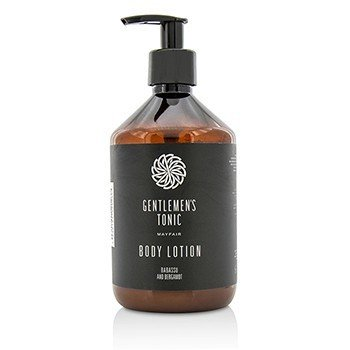 Gentlemen's Tonic Babassu And Bergamot Body Lotion  500ml/16.8oz