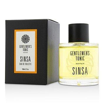 Gentlemen's Tonic Sinsa Eau De Toilette Spray  100ml