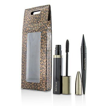 Laura Mercier Smoke & Mirrors Set (1x Mascara, 1x Eye liner)  2pcs