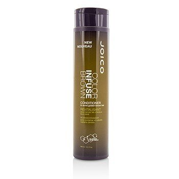 Joico Color Infuse Brown Acondicionador (Para Revivir el Cabello Café-Dorado)  300ml/10.1oz