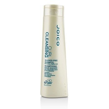 Joico Curl Cleansing Sulfate-Free Shampoo (For Bouncy, Healthy Curls)  300ml/10.1oz