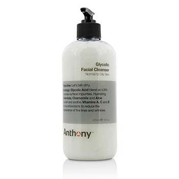 Anthony Logistics For Men Glycolic Facial Cleanser  473ml/16oz