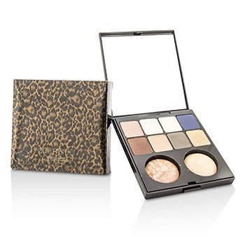 Laura Mercier Essential Art Eye & Cheek Palette (8x Eye Colour, 1x Bronzer, 1x Blush)  11g/0.34oz