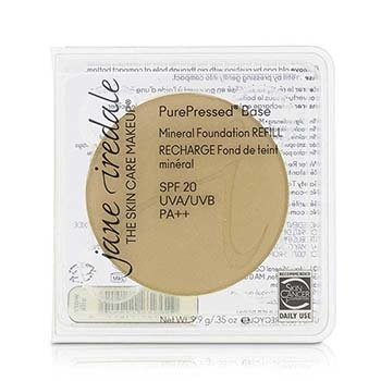Jane Iredale PurePressed Base Base Mineral Repuesto SPF 20 - Warm Silk  9.9g/0.35oz
