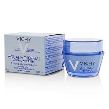 Vichy Aqualia Thermal Mineral Water Gel - Fortifying 48h Hydrating Care 22076  50ml/1.69oz