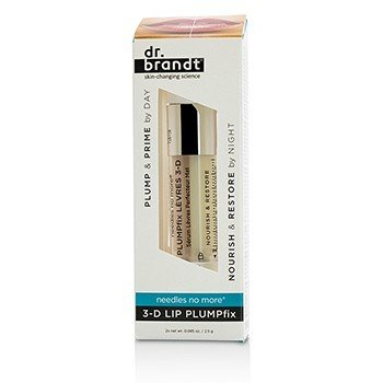 Dr. Brandt Needles No More 3-D Lip Plumpfix  2.5g/0.085oz