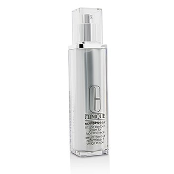 Clinique Sculptwear Lift & Contour Serum for Face & Neck - Serum Wajah & Leher  100ml/3.4oz