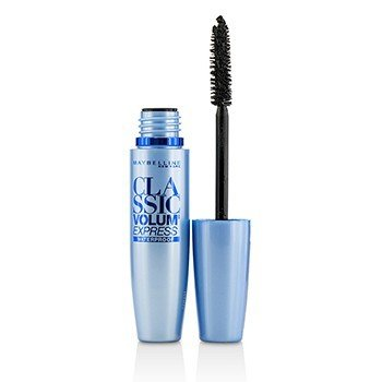 Maybelline Volum' Express Classic Waterproof Mascara - # Black  8.5ml/0.28oz
