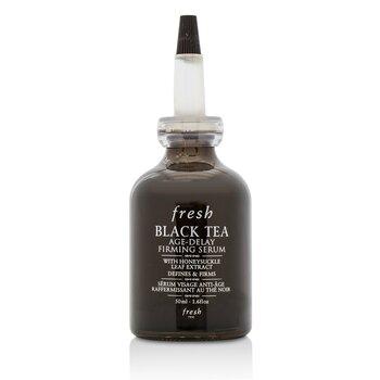 Fresh Black Tea Age-Delay Firming Serum  50ml/1.6oz