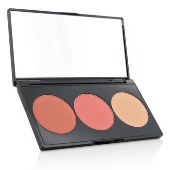 Smashbox L.A. Lights Paleta Rubor & Iluminador - #Culver City Coral  8.7g/0.3oz