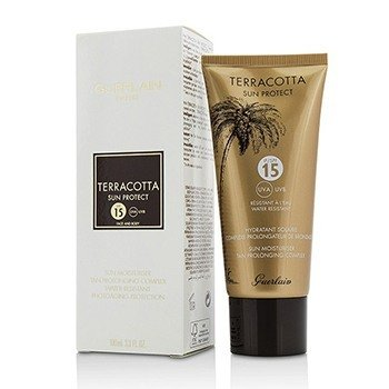 Guerlain Terracotta Sun Protect Sun Moisturiser Tan Prolonging Complex SPF15  100ml/3.3oz