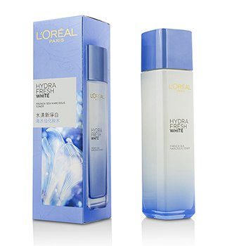 L'Oreal Hydra Fresh White Sea Narcissus Tónico  130ml/4.3oz