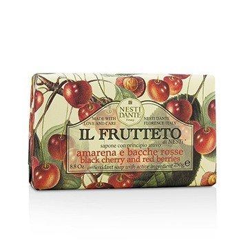 Nesti Dante Il Frutteto Antioxidant Soap - Black Cherry & Red Berries  250g/8.8oz