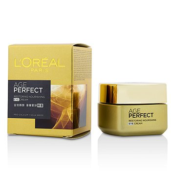 L'Oreal Age Perfect Crema de Ojos Restauradora Nutritiva  15ml/0.5oz