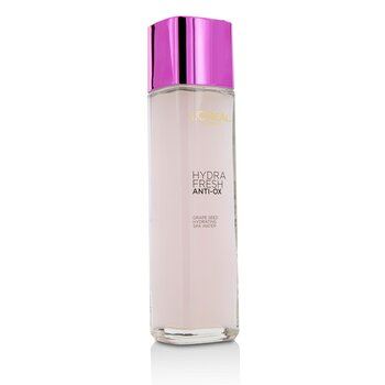 L'Oreal Hydrafresh Anti-Ox Grape Seed Agua SPA Hidratante  130ml/4.3oz