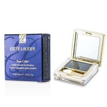 Estee Lauder Pure Color Sombra de Ojos Gel Polvo - # 05 Cyber Green (Metallic)  0.9g/0.03oz