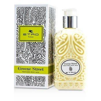 Etro Perfumowane mleczko do ciała Greene Street   250ml/8.25oz