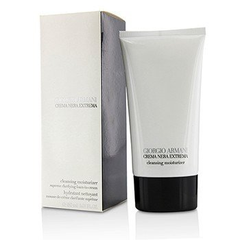 Giorgio Armani Crema Nera Extrema Supreme Clarifying Foam-In-Cream Cleanser  150ml/5.07oz