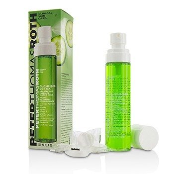 פיטר תומס רות' Cucumber De-Tox Balancing Essence Water Mist  100ml/3.4oz