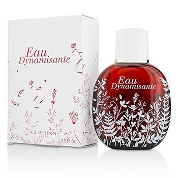 Clarins Eau Dynamisante Treatment Fragrance Spray Rellenable (Edición Limitada de 30º Aniversario)  100ml/3.3oz