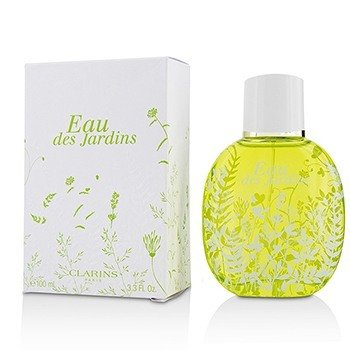 Clarins Eau Des Jardins Treatment Fragrance Refillable Spray (Limited Edition)  100ml/3.3oz