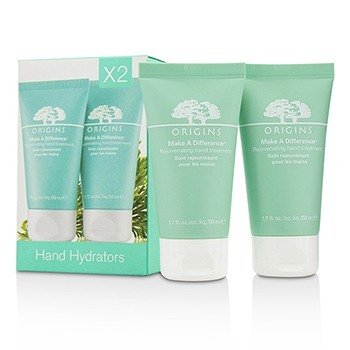 Origins Make A Difference Rejuvenating Hand Treatment Duo  2pcs