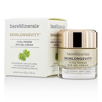 BareMinerals Skinlongevity Vital Power Gel Crema de Ojos  -