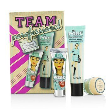Benefit Team Porefessional Set  3pcs