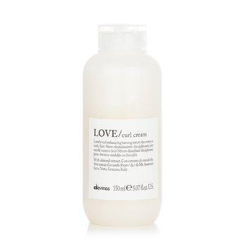 Davines Love Curl Cream (For Wavy or Curly Hair)  150ml/5.07oz