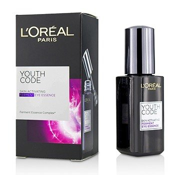 歐萊雅 Youth Code Skin Activating Ferment Eye Essence  20ml/0.67oz