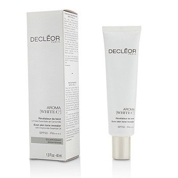 思妍丽  Aroma White C+ Even Skin Tone Revealer SPF 50 630000  40ml/1.35oz