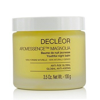 Decleor Aromessence Magnolia Youthful Night Balm - Salon Size  100g/3.5oz