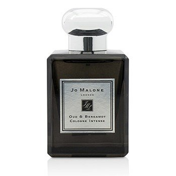 Jo Malone Oud & Bergamot Cologne Intense Spray (Originally Without Box)  50ml/1.7oz