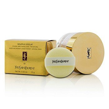 Yves Saint Laurent Souffle D'Eclat Sheer And Radiant Loose Powder - # 01  15g/0.52oz