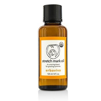 Erbaviva Stretch Mark Oil  125ml/4oz