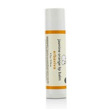 Erbaviva Jasmine Orange Bálsamo de Labios  0.18oz