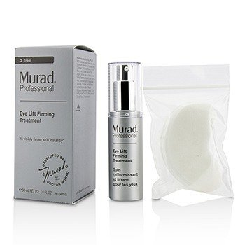 Murad Professional Eye Lift Firming Treatment (with 40 Eye Pads)  30ml/1oz