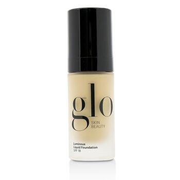 Glo Skin Beauty Luminous Liquid Foundation SPF18 - # Porcelain  30ml/1oz