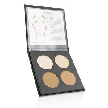Glo Skin Beauty Contour Kit - # Fair To Light  13.2g/0.46oz
